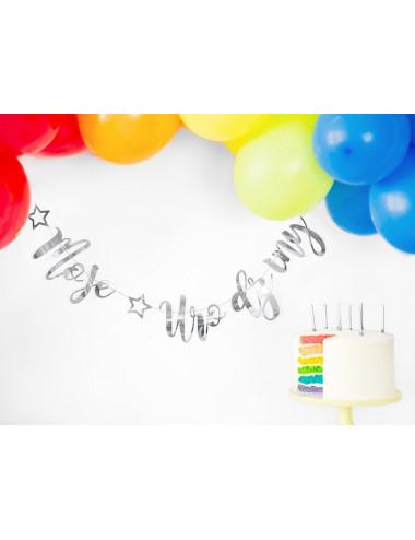 Baner Moje urodziny