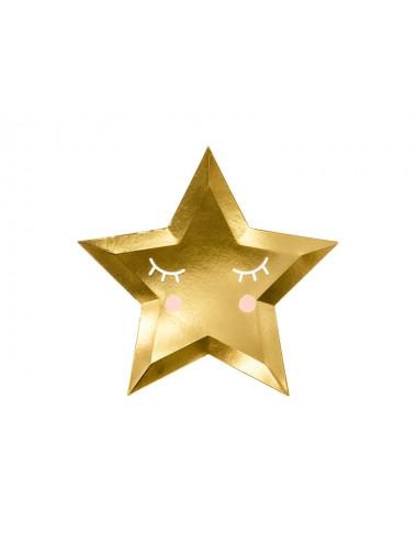 Talerzyki Little Star - Gwiazda