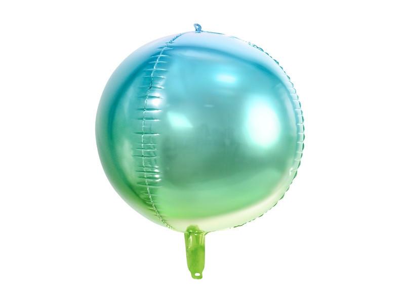 Balon foliowy Kula ombre