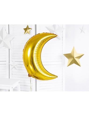 Balon foliowy Księżyc