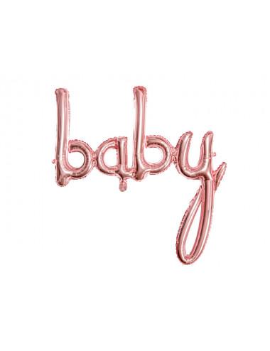 Balon foliowy Baby
