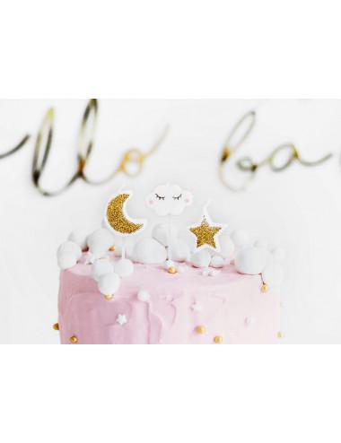Świeczki urodzinowe Little Star