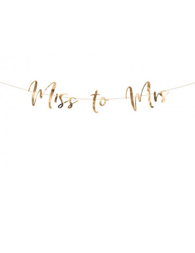 Baner Miss to Mrs