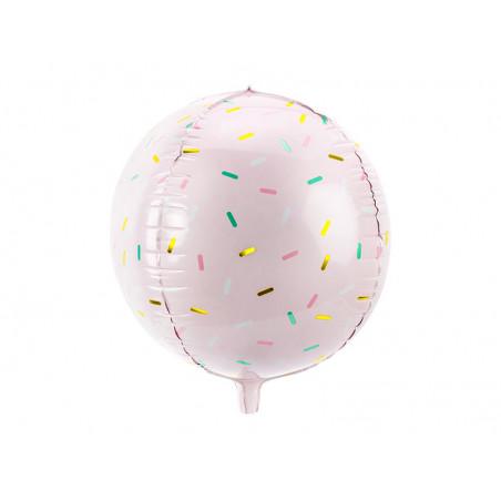 Balon foliowy Kula - Posypka