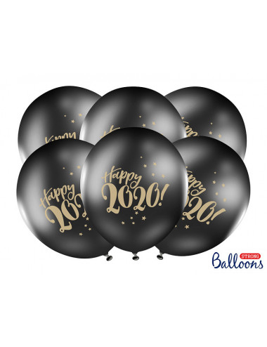 Balony  Happy 2020!