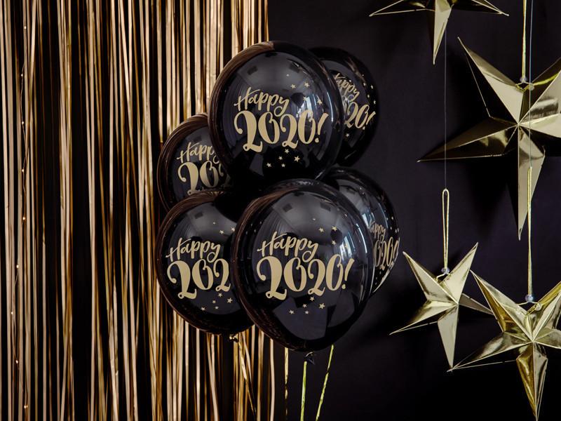 Balony  Happy 2020!