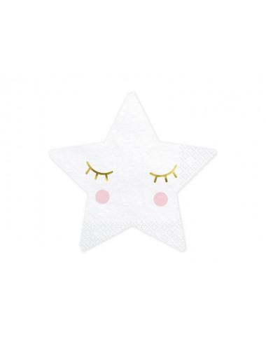 Serwetki Little Star - Gwiazda
