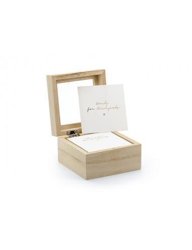 Księga gości - pudełko na porady