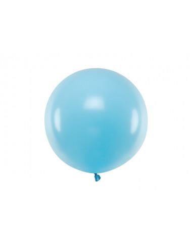 Balon okrągły 60cm - pastelowy