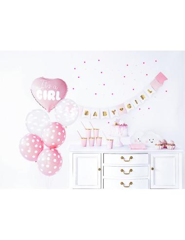 Zestaw dekoracji party - It's a girl