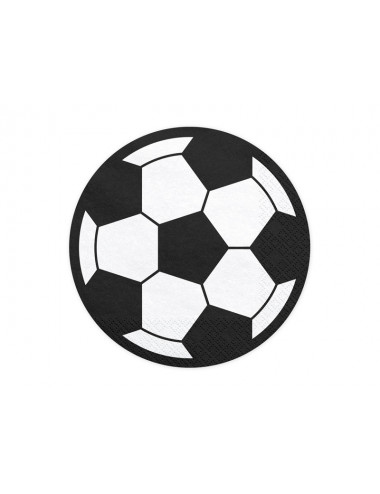 Serwetki Piłka