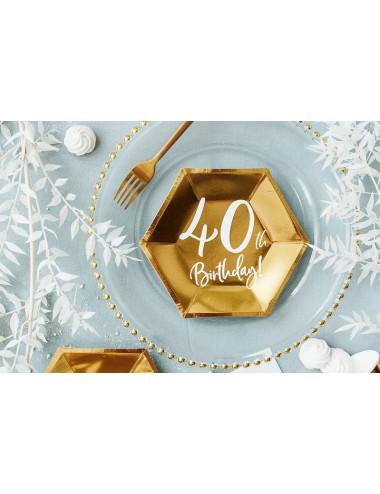 Talerzyki 40th Birthday