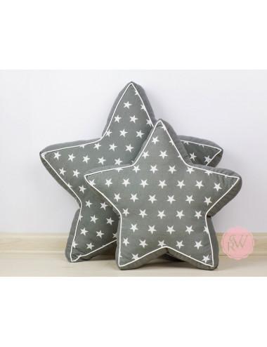Poduszka dekoracyjna gwiazda