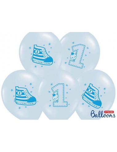 Balony na roczek - I
