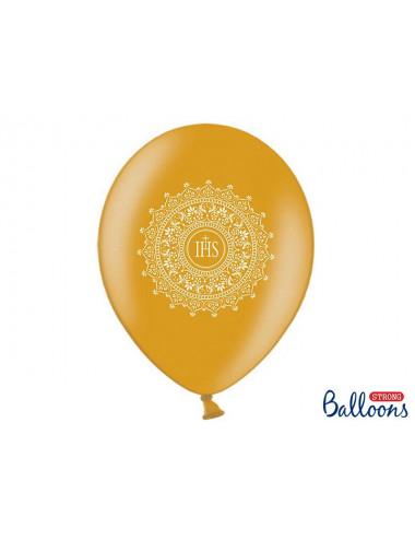 Balony z nadrukiem komunijnym