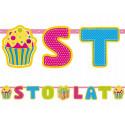 "Baner urodzinowy ""STO LAT"""