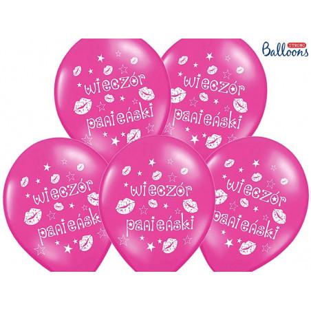 Balony metaliczne Wieczór Panieński