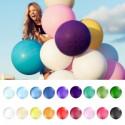 Balon olbrzym metrowy pastelowy