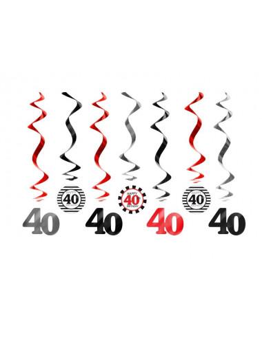 Świderki na 40 urodziny