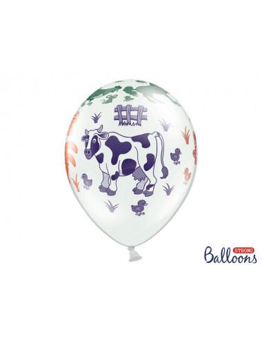 """Balony zwierzęta z farmy 14"""""""