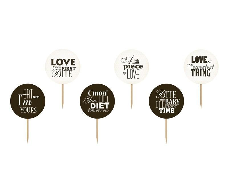 Karteczki na piku kolekcja Sweet Love