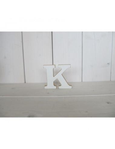 Litera drewniana mała A - Z