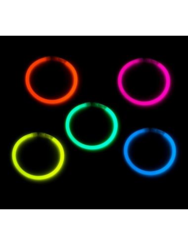 Świetliki - świecące bransoletki imprezowe