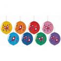 """Balony """"piłki"""" z gumką do odbijania"""
