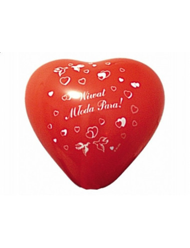 Balon serce Wiwat Młoda Para