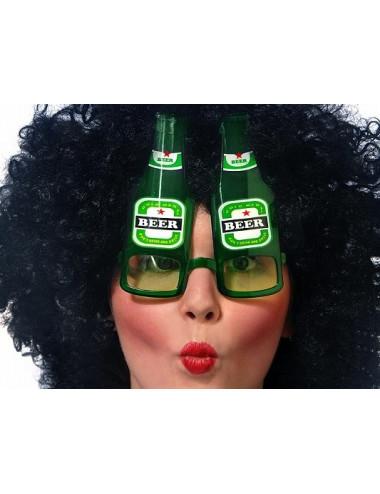 Okulary piwo