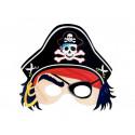 Maska pirat piracka