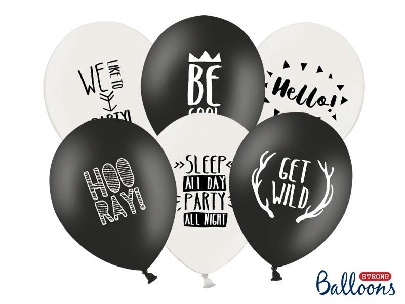 Balony Party Impreza Śmieszne