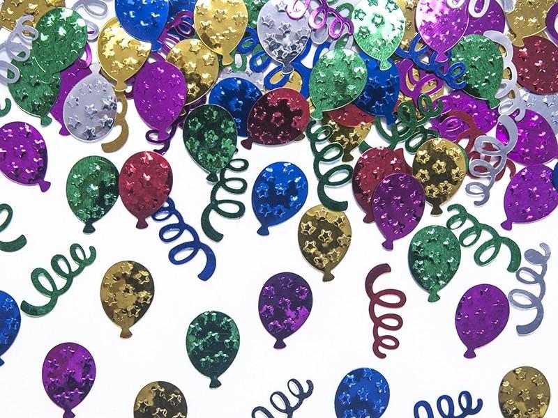 Konfetti metalizowane Party impreza