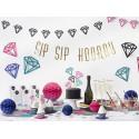 Baner Sip Sip Hooray kolekcja Diament