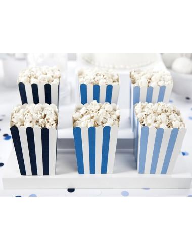 Pudełka na popcorn Samolocik