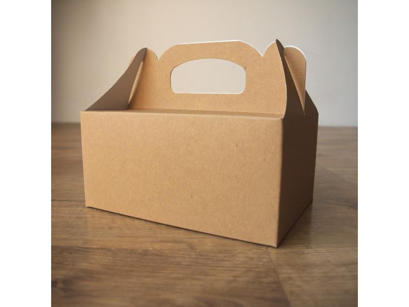 Eko pudełko na ciastka / ciasto