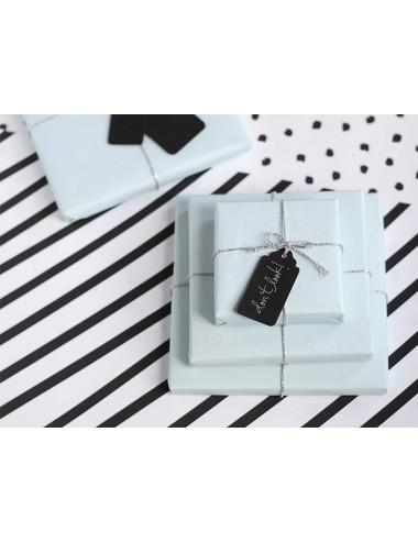 Zawieszki dekoracyjne tagi papierowe
