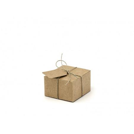 Pudełeczka z eko papieru