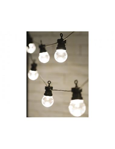 Lampki dekoracyjne LED zewnętrzne