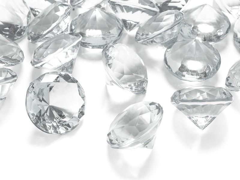 Diamentowe konfetti