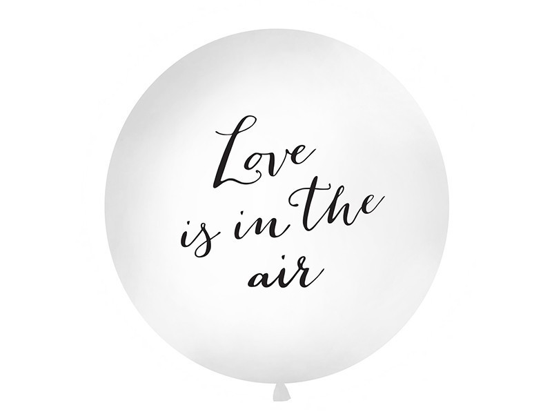 Balon Love is in the air