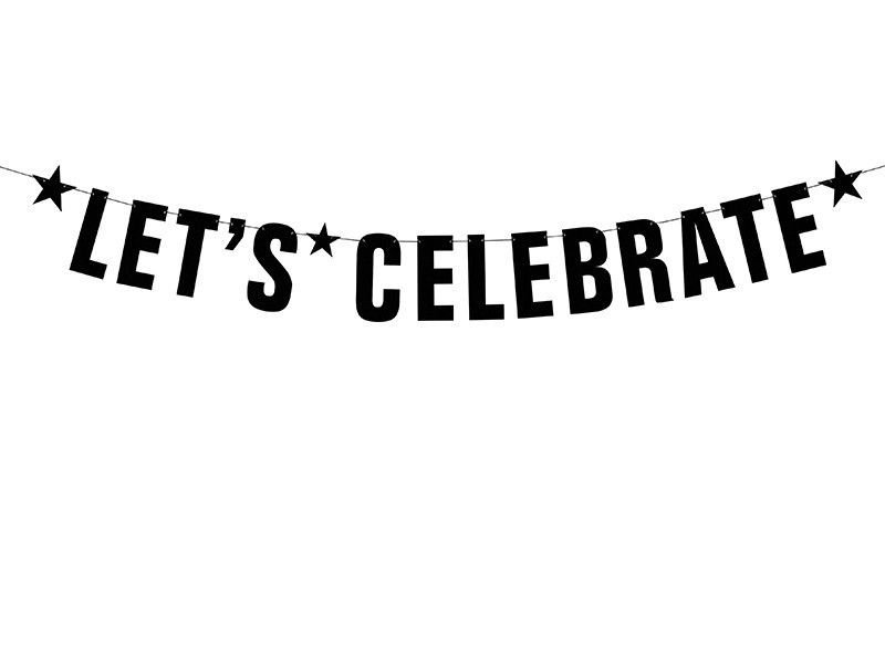 Baner Let's Celebrate