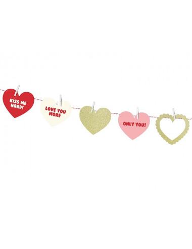 Girlanda Sweet Love
