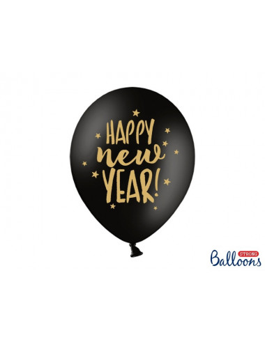 Balony Happy New Year