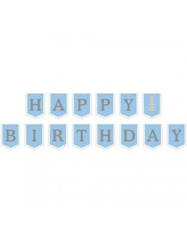 Girlanda urodzinowa