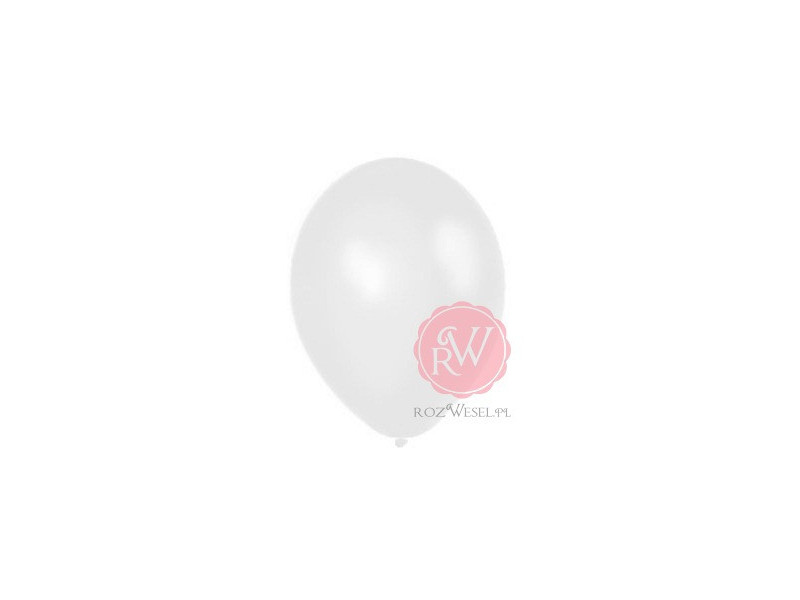 Balony perłowe / metalizowane BELBAL