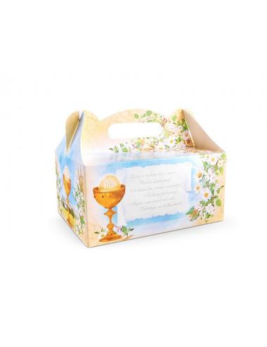 Pudełka na ciasto komunijne